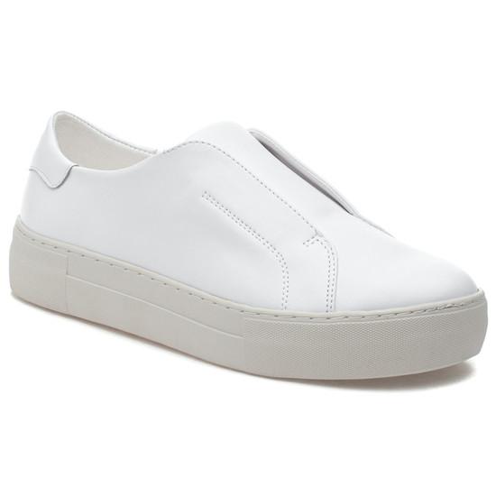 ALARA1 White Leather