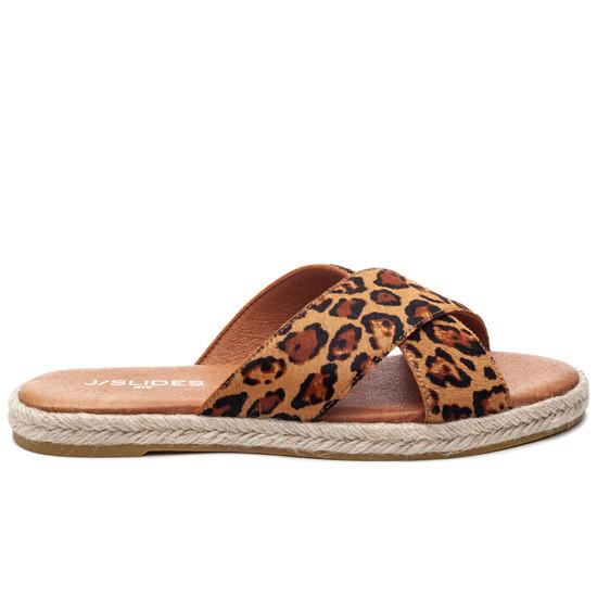 REVA Tan Leopard