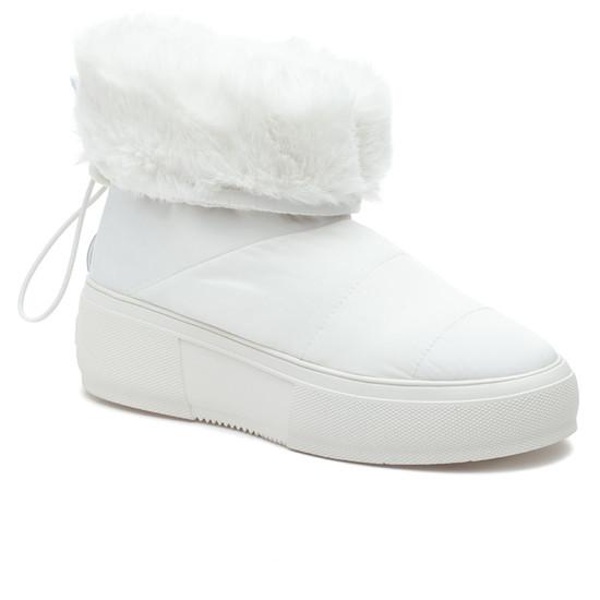 JSlides COZY White Nylon
