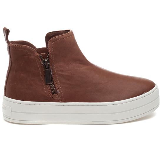 CINDY Tan Leather