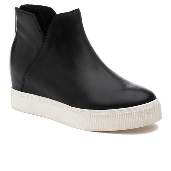 SHEA Black Leather