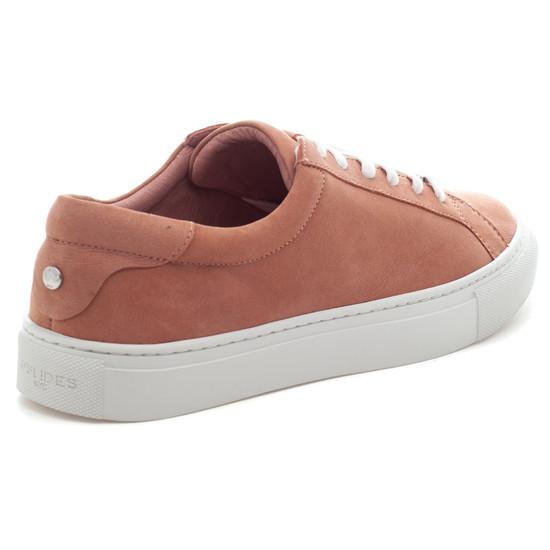LACEE Pink Waxy Nubuck