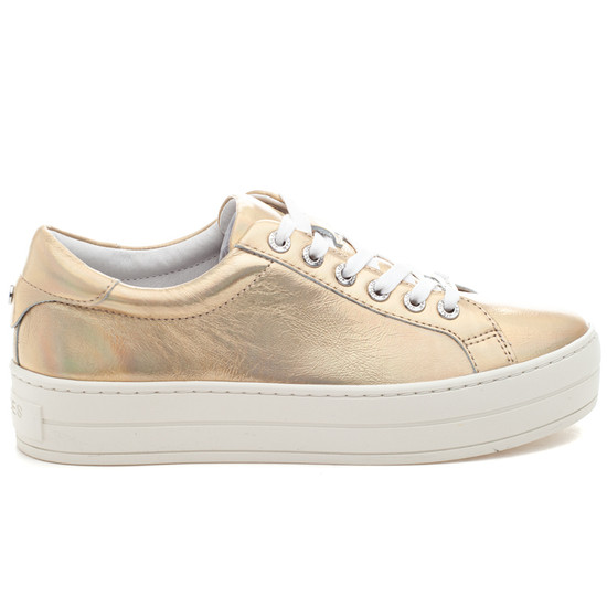 HIPPIE Gold Metallic Leather