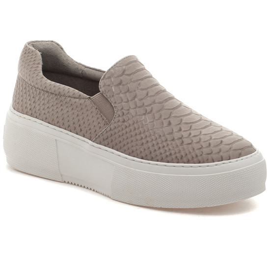 CLEO Light Grey Embossed