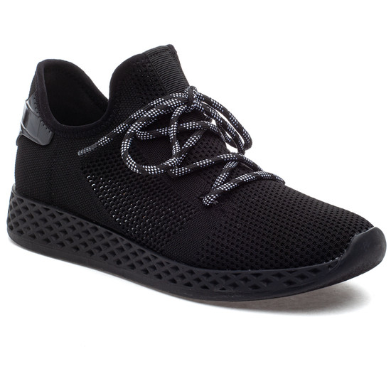 OPHELIA Black/Black Knit