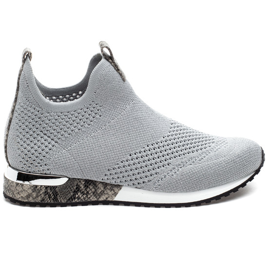 ORION Grey Knit