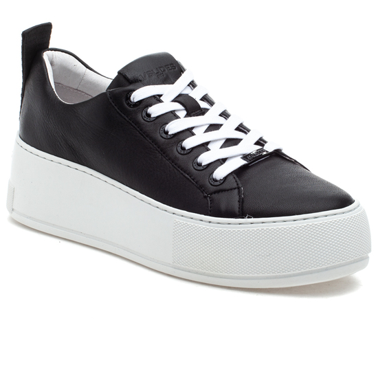 MARGOT Black Leather