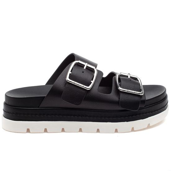 BOLO Black Leather