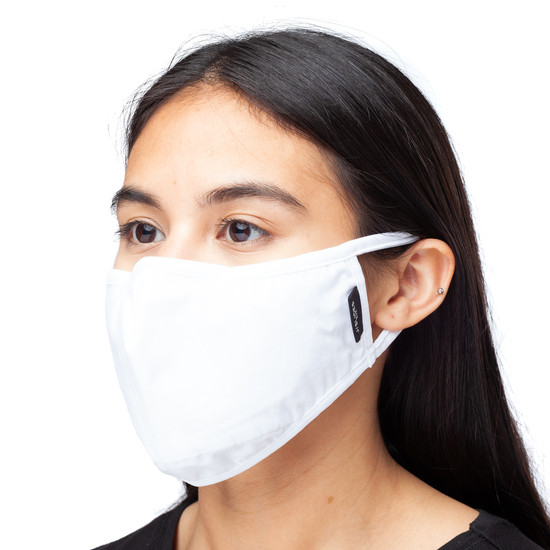 CARING MASK White
