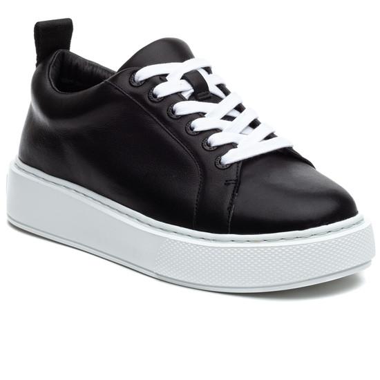 DELILAH Black Leather