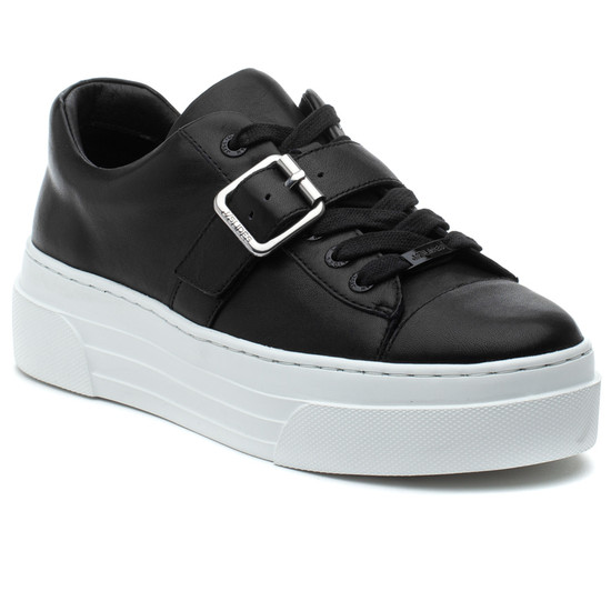 ABA Black Leather