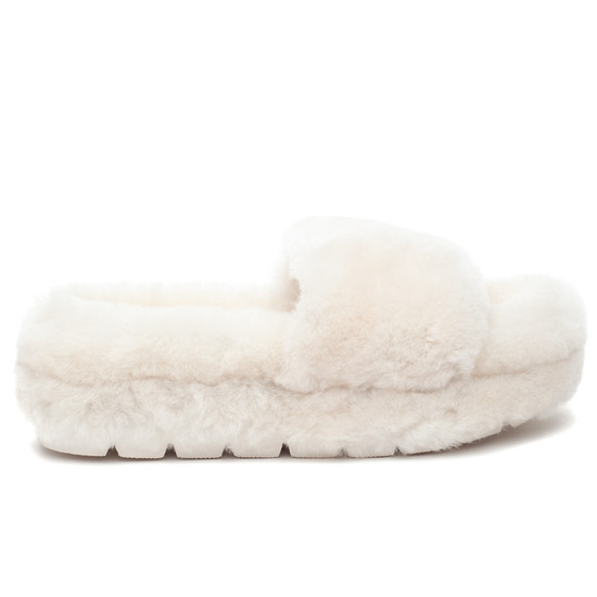BRYCE Natural Shearling