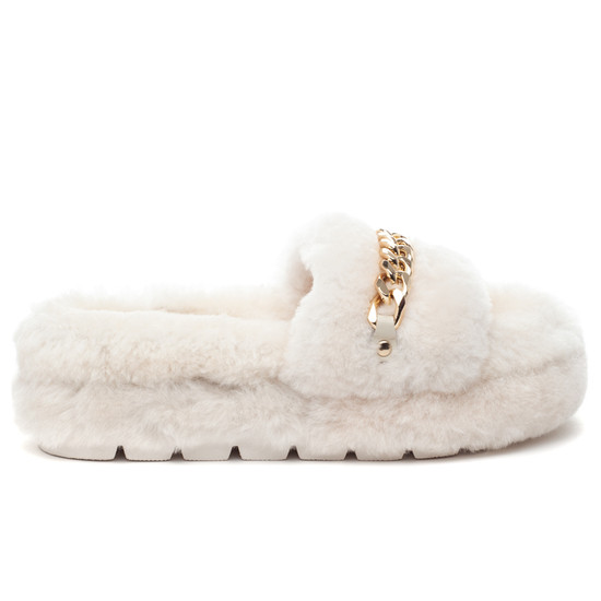 BILLIE Natural Shearling