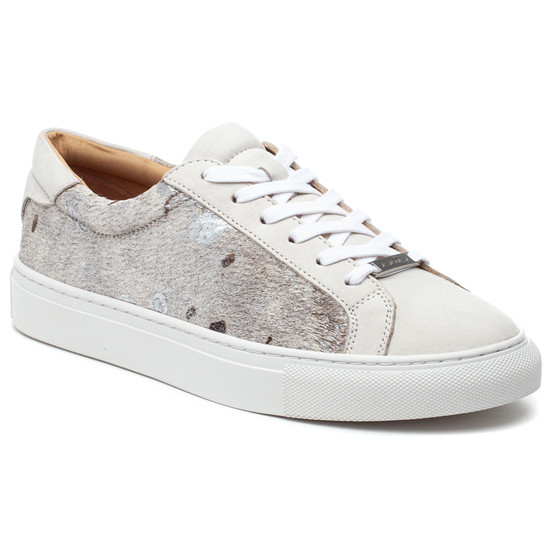 LACEE PONY Off White Metallic