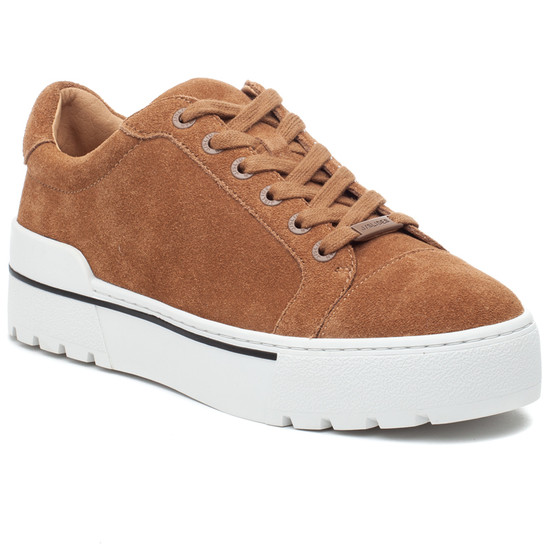 EVE Tan Suede