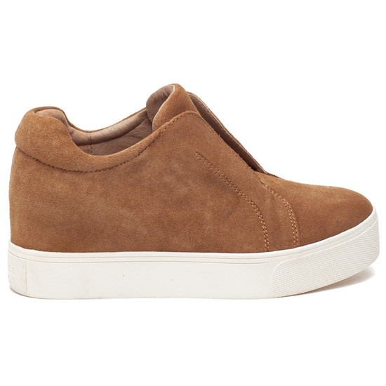 STARR Tan Suede