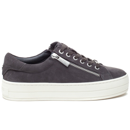 HARLING Dark Grey Nubuck