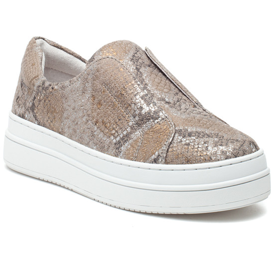 NOEL Natural Metallic Multi Embossed