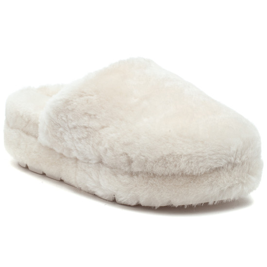SLEEK Natural Shearling