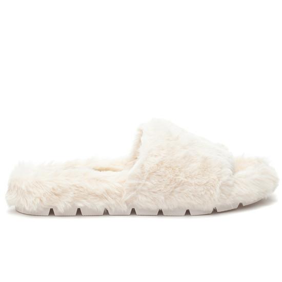 LOVLIE Natural Faux Fur