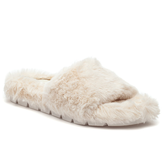 LOVLIE Natural Faux Fur