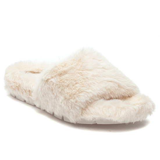 LELEE Natural Faux Fur