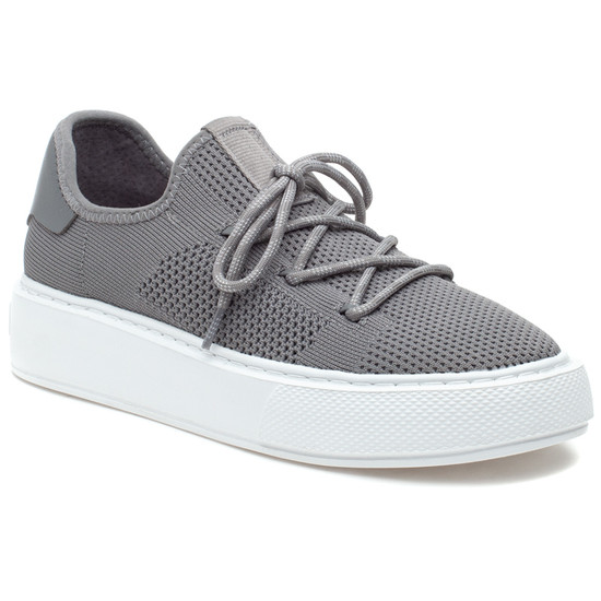 DAMIEN Light Grey Knit