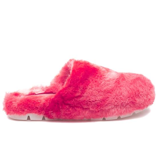 SCARLETT Pink Multi Faux Fur