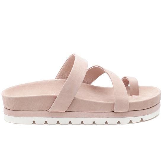 ROPER Light Pink Nubuck