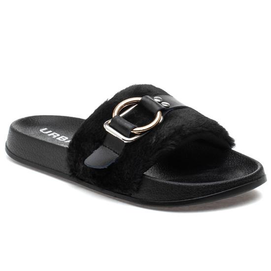 BRAVO Black EVA/Faux Fur