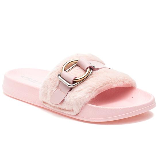 BRAVO Pink EVA/Faux Fur