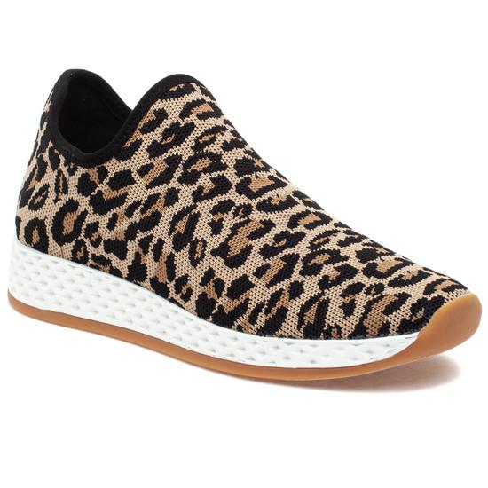 TIGER Leopard Knit