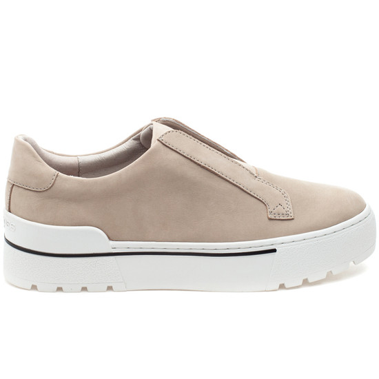 NYRIE Light Grey Nubuck