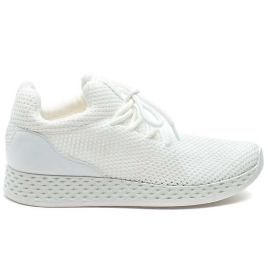 TOMMIE White Knit