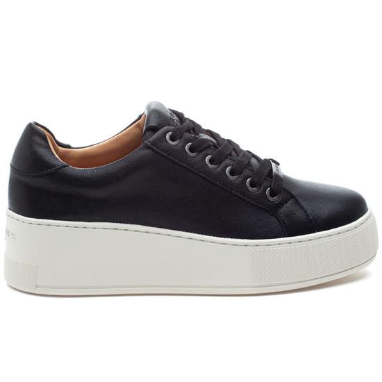 MAYA Black Leather