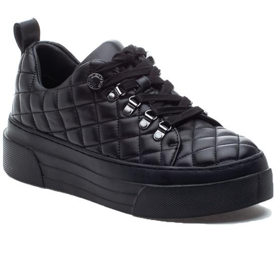 AIMEE Black Leather