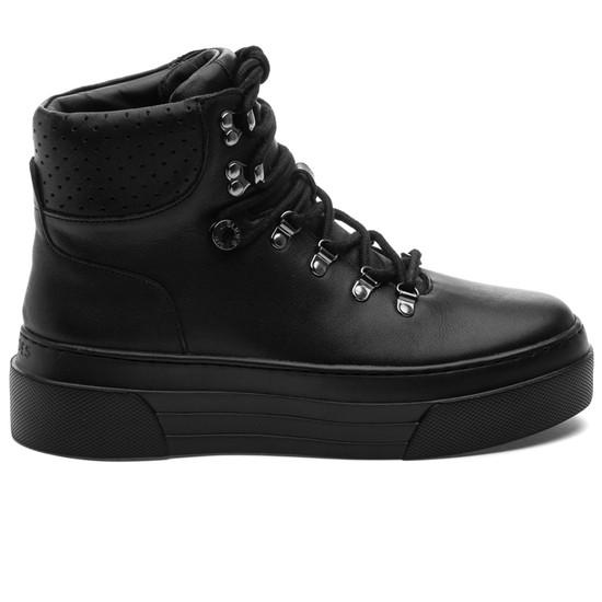 ADELE Black Leather