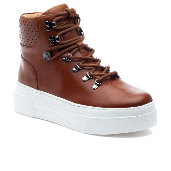 ADELE Tan Leather