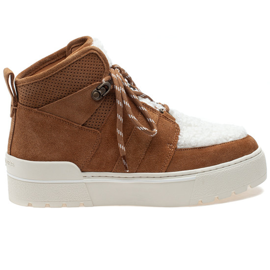 NELL Tan Suede