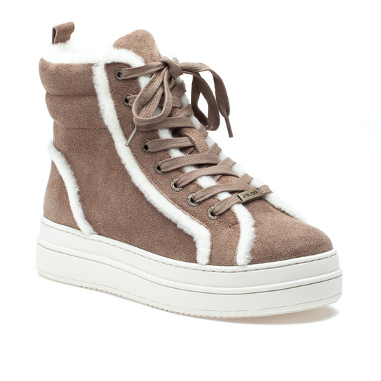 NADAL Taupe Suede