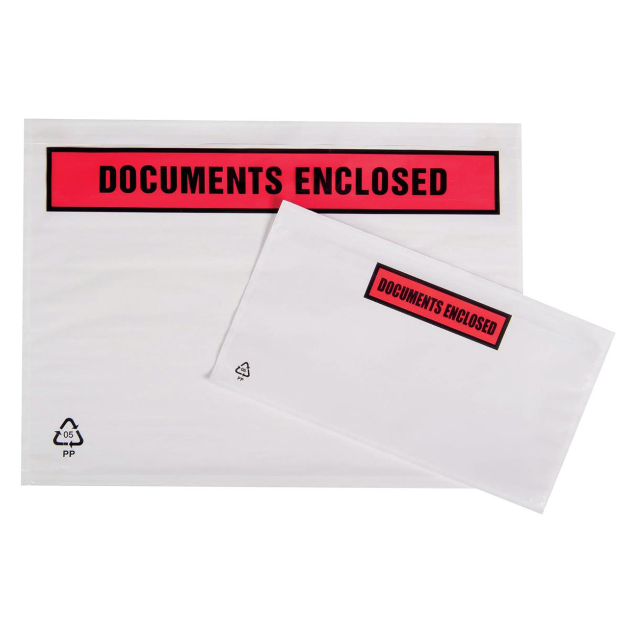 PARCELS POSTAL WALLETS 225mm x 165mm DOCUMENT ENCLOSED ENVELOPES PRINTED A5