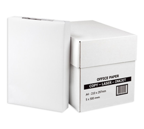 Everyday WhiteBox A4 Paper Ream-Wrapped [500 sheets]