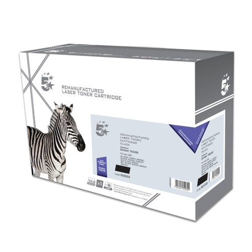 Business Compatible Toner Cartridge Brother TN3330 Black