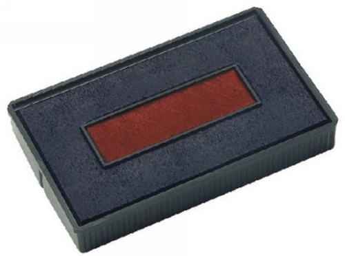 Colop E/200/2 Replacement Stamp Pad Blue/Red