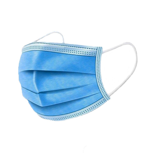 Facemask Disposable 3 Layer Universal Fit