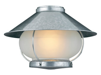 Wire Cage Frost Glass w/1x9w LED (20 OLK13-GV-LED)