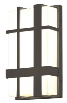 Max 12'' LED Outdoor Sconce (1|MXW7122500L30MVBZ)
