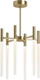 COMPONENTS™ LED 6 LIGHT CHANDELIER (10245 23460-CHLED-BGL)