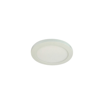 6'' ELO+ Surface Mounted LED, 700lm / 12W, 4000K, 90+ CRI, 120V Triac/ELV Dimming, Whi (104|NELOCAC-6RP940W)