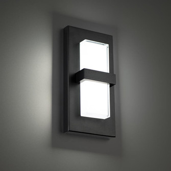 Bandeau LED Outdoor Wall Light (16 WS-W21110-30-BK)